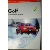 Golf Gti 1.8 2.0 Turbo Manual Treinamento Concessionaria Vw
