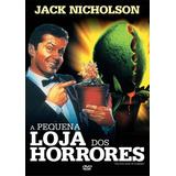 Dvd A Pequena Loja Dos Horrores - Frete 10,00