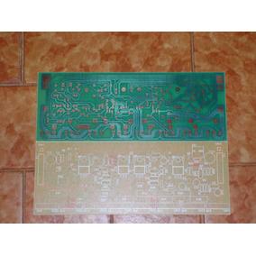Placa Amplificador De Até 600 Watts Rms