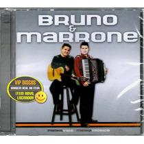 Cd Bruno E Marrone Minha Vida Minha Música - Novo Lacrado!!