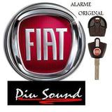 Alarme Original Fiat Uno Novo Até 2015 Palio Punto Estrada