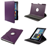 Case/capa Samsung Galaxy Note 10.1 N8000 N8010 Giratória