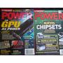 Lote De Cuatro Revistas Power Users - 123ventas.com.uy