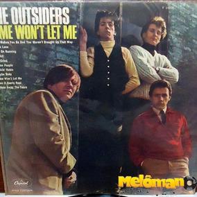 The Outsiders 1966 Time Wont Let Me Lp Mono / Capa Sanduiche