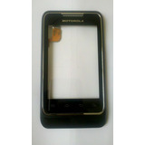 Vidro Touch Screen Frontal Motorola Xt305 Xt303 Dual Chip