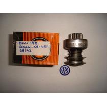 Bendix Do Motor De Arranque Fusca 1300-1500, Ano 1968-72