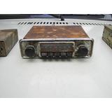 Rádio Motorádio Fusca Antigo Para Restaurar