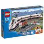 Lego City 60051 Tren Alta Velocidad Control Remoto! Fwbperu