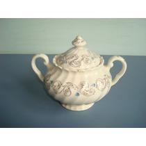 Antigo Açucareiro Em Porcelana Inglesa