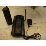 Telefone Sem Fio Toshiba Preto Retirada De Peças