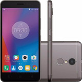 Smartphone Lenovo Vibe K6 Grafite Com 32gb, Tela 5 , Câmera