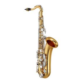 Sax Tenor Yamaha Yts26 Id Laqueado Chaves Niqueladas