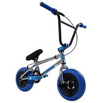 Fatboy Mini Bmx De La Bicicleta Del Estilo Libre De La Bici