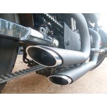 Escapamento Harley Esportivo 883-r E Xl-1200 E Forty Eight.