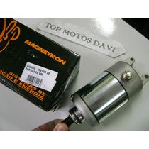 Motor Arranque Partida Moto Cb 500