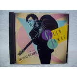 Cd Colin James- And The Little Big Band- Cd Importado