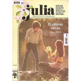 Julia Florzinha O Ultimo Verão Flora Kidd 102 Nova Cultural