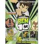 Álbum Ben 10 - Lançamento 2013 - Completo - Para Colar