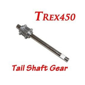 Tail Shaft Gear (trex 450/copterx/hk/titan)