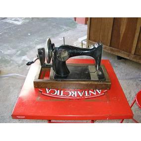 Maquina De Costura Manual Marca Vickers -americana