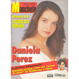 Manchete 1996 - Daniela Perez Taís Araujo Ziraldo Bruni