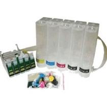 Bulk Ink Para Impressoras Tx525 Tx 525 Lançamento 5 Cores