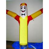 Boneco Biruta (boneco Do Posto) Completo Sem Impressão