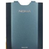 Tapa Trasera De Batería Nokia C3-00 Azul.