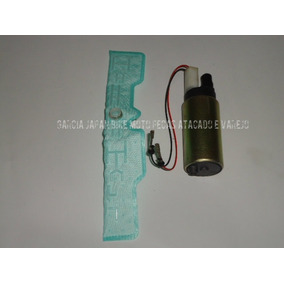 Refil Bomba Combústivel Cg Titan 150 Mix Flex Com Filtro