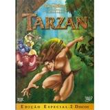 Tarzan - Disney - Dvd Duplo Lacrado