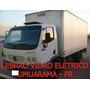Kit Vidro Eletrico Caminhão Accelo Com Central 24 Volts