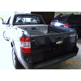 Baú Para Caminhonete Em Alumínio S10 Strada Montana Ranger..