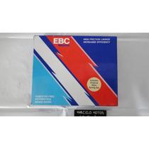 Lonas (sapatas) Freio Ebc Para Kawasaki Vulcan 500 (en500)