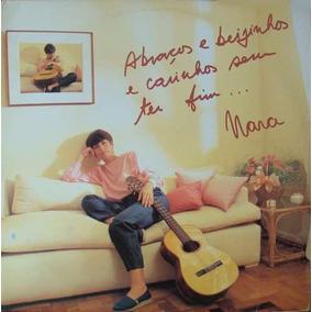 Nara Leão Lp Abraços E Beijinhos E Carinhos... Encarte 1984