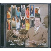 Cd Minhas Canções Na Voz Dos Melhores R R Soares - Vol 1