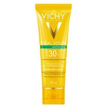 Idéal Soleil Antiacne Fps 30 Vichy - Protetor Solar 50g