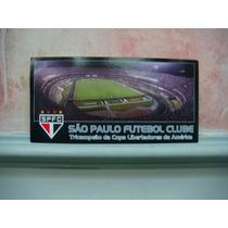 Cartão Postal Estadio Morumbi São Paulo Antigo 20