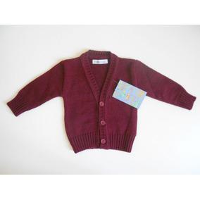 Saco Lana Para Bebe - Edad 3 Meses - Ver Medidas