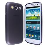 Samsung Galaxy Grand Duos I9080 Capa Preta Ultra Fina 0.3mm