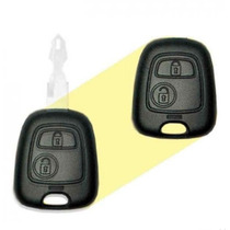 Peugeot 206 207 307 C3 Picasso - Capa Chave Do Telecomando