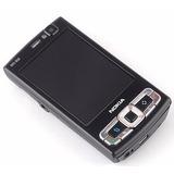 Carcaça Celular Nokia N95 8gb Completa + Teclado + Botões
