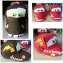 Gorras De Foami Personalizadas Cars Frozen Mickey