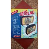 Faros De Halogeno Antineblina Color Amarillo F-129 Ivica Par