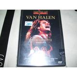 Dvd Van Haley Frete 12,00 R$