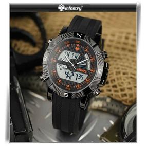11d697a75f2 Relógio Infantry Semi Automático Police - Joias e Relógios no ...