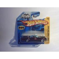 Hotwheels Batmóvel Da Série Da Tv 1966 - Batmobile Lacrado