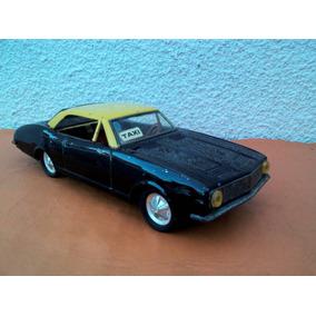 Gorgo Taxi Camaro Friccion Primer Variante Ruedas