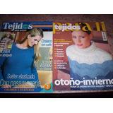 Para Ti Tejidos Otoño - Invierno + Otra Tejido A Crochet.