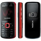 Carcaça Celular Nokia 5320 + Botões Completa