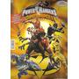 Álbum Power Rangers Dino Thunder - Completo - Para Colar